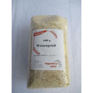 Weizengrieß 1 kg